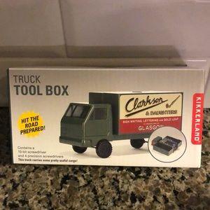 Truck Tool Box new